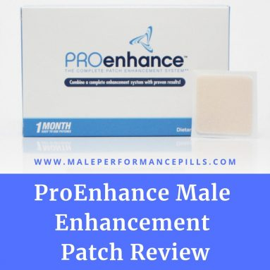ProEnhance Male Enhancement Patch Review