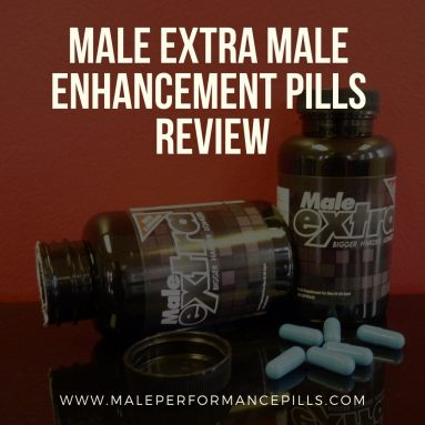Male Extra Male Enhancement Pills Review