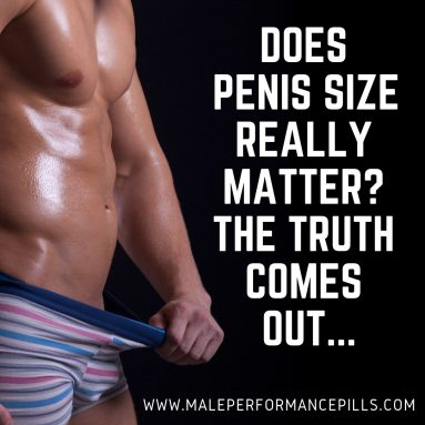 Does Penis Size REALLY Matter? The truth comes out…