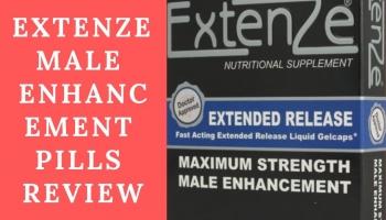 ExtenZe Male Enhancement Pills Review